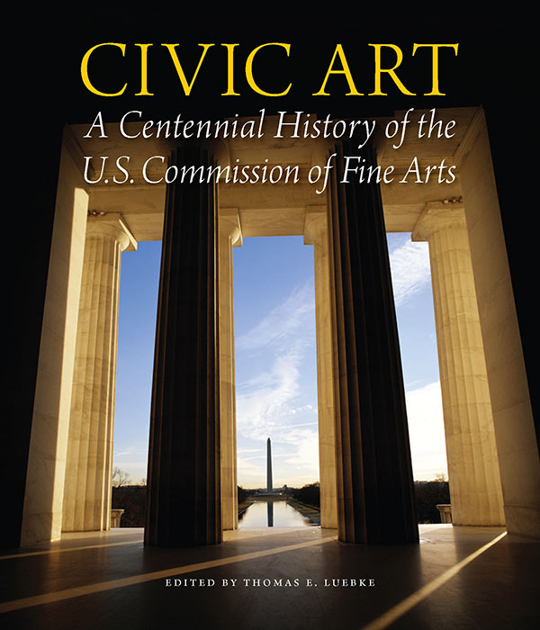 Cover of Civic Art