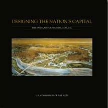 Cover of Designing the Nation's Capital