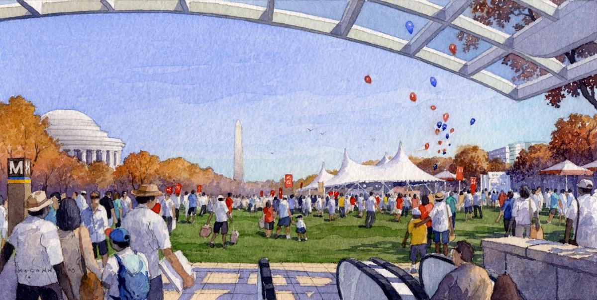 Jefferson Memorial Festival Grounds