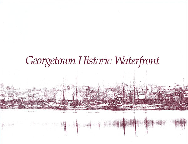 Cover of Georgetown Historic Waterfront