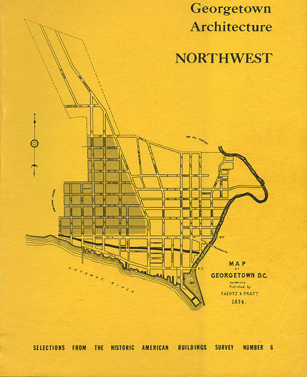 Cover of Georgetown Architecture