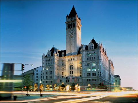 Old Post Office, Pennsylvania Avenue