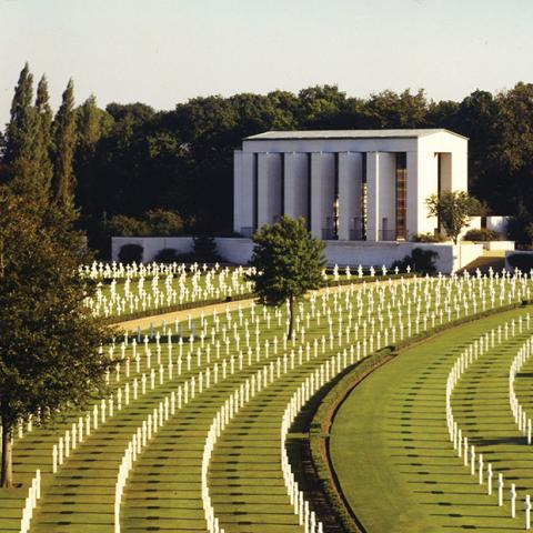 Cambridge American Cemetery and Memorial, Cambridge, England