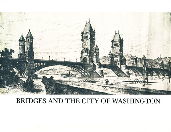 Cover of Bridges and the City of Washington