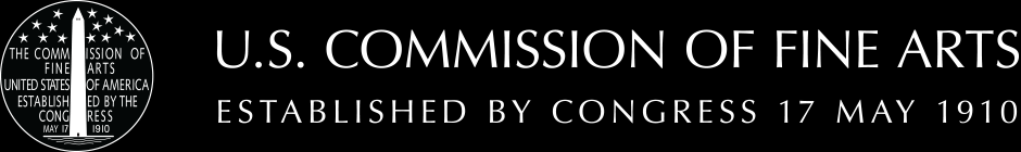 Commission of Fine Arts Homepage